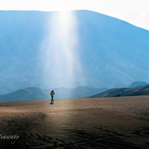 A Person's Struggle to Reach The Top by Fonny Setiawaty