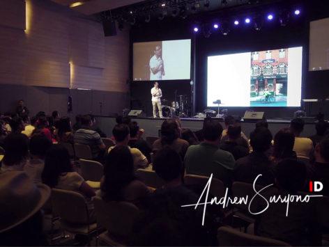 Andrew Suryono Photography Worskhop Indonesia Replay