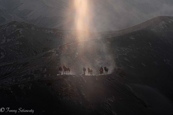 Ray of Blessings by Fonny Setiawaty