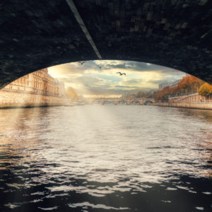 Light at The End of The Tunnel by Roby Luo