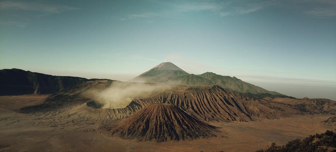 Magnificent Mount Bromo